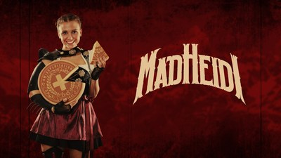 Mad Heidi- get your piece of the cheese today.