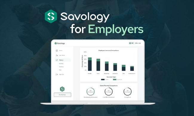 Savology for Employers helps employers to empower their employees by providing access to personal financial planning.