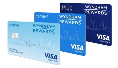 Wyndham Rewards® Earner Cards