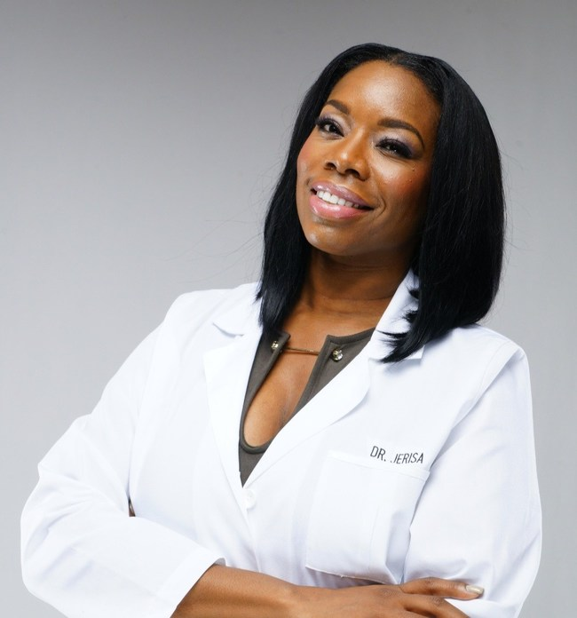Dr. Jerisa Berry, ER Physician, Creator of TheHairGrowthBox.com