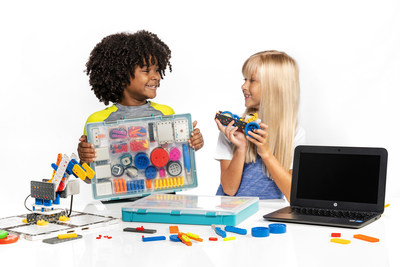 VEX GO Kits start at $149. Learn more about VEX GO at go.vex.com! (CNW Group/VEX Robotics)