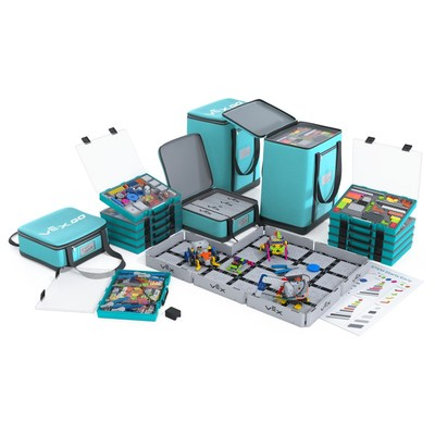 VEX GO Bundles start at $999. Choose the VEX GO Classroom Bundle that fits your class size. Learn more at go.vex.com! (CNW Group/VEX Robotics)