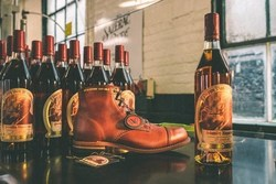 Wolverine, the 137-year-old boot brand, has joined forces with Old Rip Van Winkle Distillery to create a collaboration boot designed to honor the American worker. The limited edition 1000 Mile boot features a heel crafted from white oak bourbon barrels previously used in the aging of Old Rip Van Winkle bourbons. Wolverine 1000 Mile boots and Old Rip Van Winkle bourbons are both products of enduring American craftsmanship and are still made largely the same way they were more than a century ago.