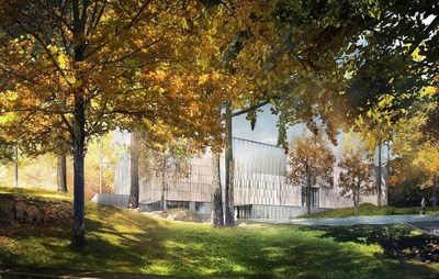Construction Begins on Transformative Expansion of the Bruce Museum