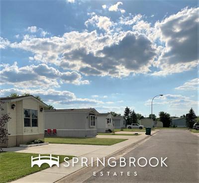 Springbrook Estates residents take pride in their community.