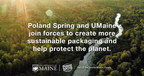 Poland Spring Joins Forces with the University of Maine to Explore Bio-Based Materials