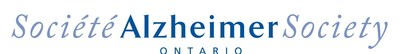 Alzheimer Society of Ontario Logo (CNW Group/Alzheimer Society of Ontario)