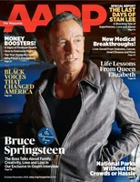 """Inside the October/November Issue of AARP The Magazine: Exclusive Interview with Bruce Springsteen on Love, Loss, Aging and New Album """"Letter To You"""""""