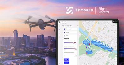 SkyGrid Flight Control