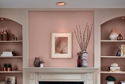Cherry Taupe – Earthy Pigment, Natural Warmth. Cherry Taupe is a botanical neutral that adds rich sophisticated softness. Design tip: Gold accents elevate organic, earthy colors. * Lowe's: 1005-10A Cherry Taupe, * Independent retailers: V081-4 Burnished Apricot
