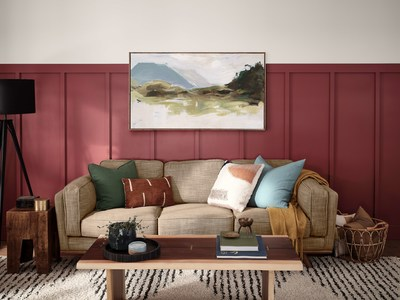 Passionate, our distinguished Color of the Year, is a deeply saturated hue that is daringly rich and invigorates the senses.