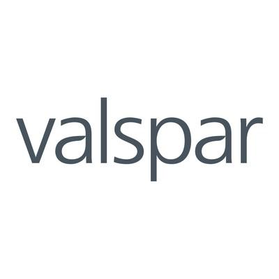Valspar Logo (PRNewsfoto/Valspar)