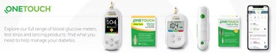 OneTouch Amazon Storefront is now live. Offers people with diabetes access to authentic OneTouch brand products, including a new OneTouch Verio® 30-count Test Strip value-pack.