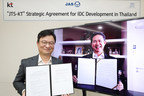 South Korea's KT Corp. to Enter Thailand's IDC Market