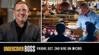 "TGI Fridays® Featured On ""Undercover Boss"" Premiere"