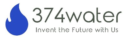 374Water invent the future with us (PRNewsfoto/374Water, Inc.,PowerVerde, Inc.)