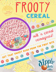 Breakfast for Dessert? Dippin' Dots Announces New Limited-Time Flavor, Frooty Cereal