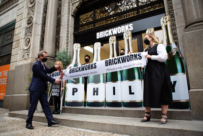 Brickworks Opens First North American Design Studio in Philadelphia