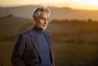 Andrea Bocelli © Giovanni De Sandre