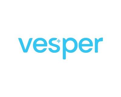 Vesper Healthcare Logo (PRNewsfoto/Vesper Healthcare)