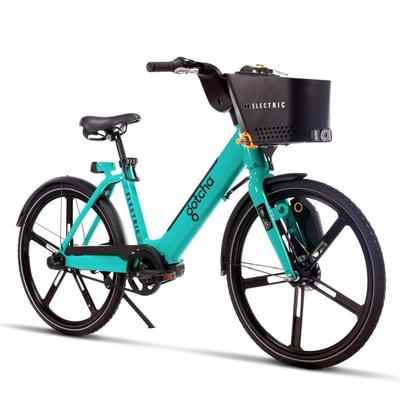 Gotcha Mobility Rolls Out Fleet of All-New E-Bikes