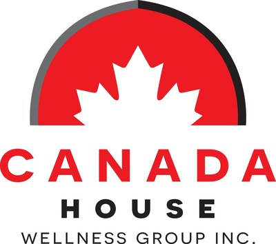 Canada House Wellness Corporate Logo (CNW Group/Canada House Wellness Group Inc.)
