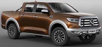 GWM P-Series Pickup, POER, Is Announced: A Rising POWER