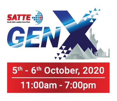 SATTE GenX logo