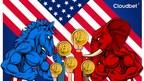 Trump vs Biden I: Betting Markets Give it to 'Not-So-Sleepy Joe' says Cloudbet