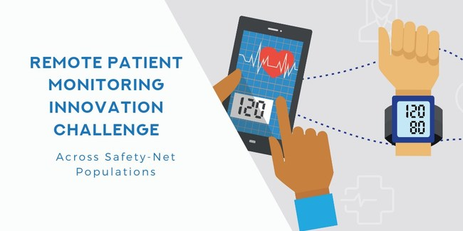 The Remote Patient Monitoring Innovation Challenge will identify technology solutions that enable primary care providers to more effectively monitor vital data for Medicaid and other safety-net patient populations.