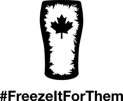 Freeze It For Them (CNW Group/Beer Canada)
