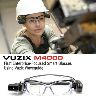 Vuzix M4000 is now shipping