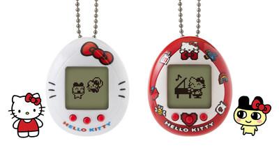 Hello Kitty Tamagotchi Shell Styles (CNW Group/Bandai America)