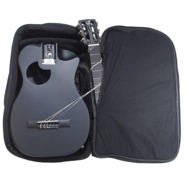 OC660M - Crossover Carbon Fiber Classical Travel Guitar