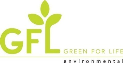 GFL Environmental Inc. Logo (CNW Group/GFL Environmental Inc.)