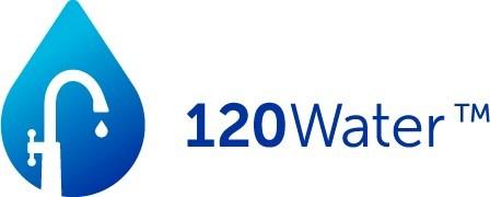 120Water logo