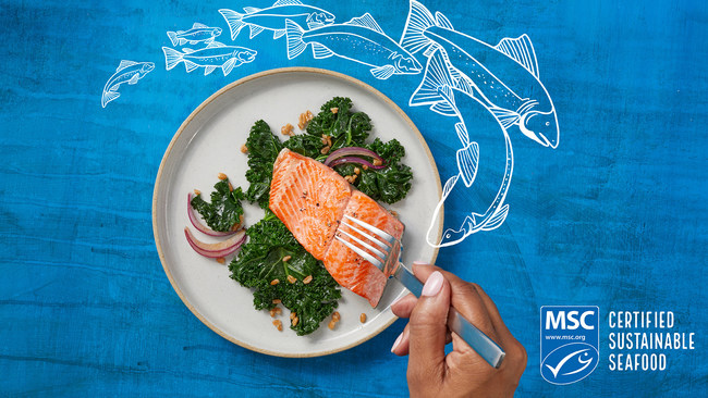 In time for October Seafood Month, the Marine Stewardship Council has released The MSC Blue Fish Guide, a digital guidebook for Americans who want to add more seafood to their diets without costing the planet