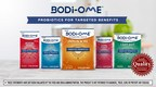 RB, Maker of Mucinex and Airborne, Introduces Bodi-Ome as First Clinically-Proven Probiotics Line That Goes Beyond Gut Health