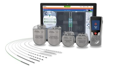 Boston Scientific WaveWriter Alpha SCS Systems