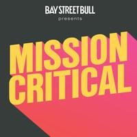 Bay Street Bull podcast Mission Critical Logo (CNW Group/Bay Street Bull)