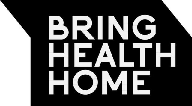 Bring Health Home Logo (CNW Group/Bring Health Home)