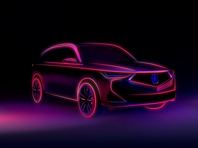 After more than two decades and one million units sold since MDX first debuted, Acura is set to unveil the most ambitious redesign of America's all-time best-selling 3-row luxury SUV of yet.