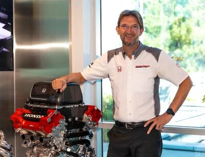 Honda Performance Development Technical Director David Salters will take over as HPD President on December 1.