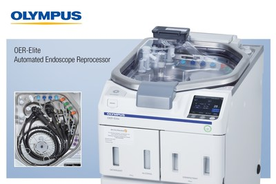 Olympus announces the market availability of the OER-Elite, its next-generation automated endoscope reprocessor (AER). Cleaning and reprocessing of endoscopes between cases is vital to patient safety, and postmarket research on reprocessing endoscopes shows that automation improves the effectiveness of this process.