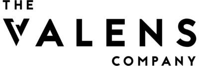 The Valens Company Logo (CNW Group/The Valens Company)