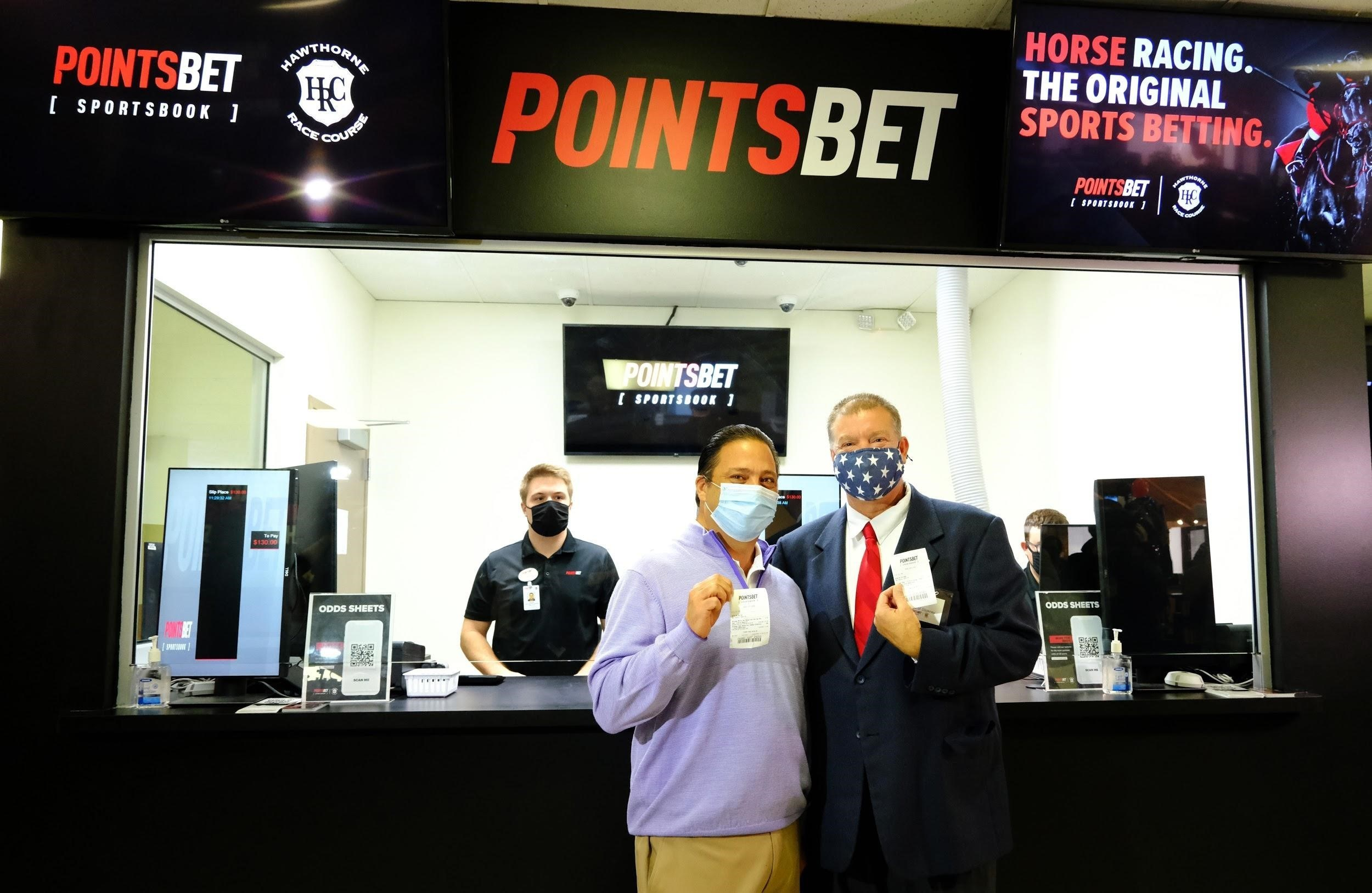 off-track betting parlors chicago area