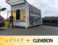American Retail Leaps Ten Years Ahead In Luxer One / Cleveron Partnership