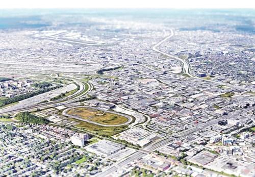RAPPORT de la consultation de l'OCPM sur le futur quartier Namur-Hippodrome (Groupe CNW/Office de consultation publique de Montréal)