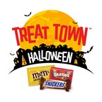 Mars Wrigley Launches TREAT TOWN™: First-Ever Virtual Trick-or-Treating Experience
