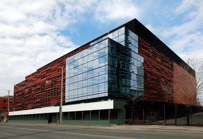 Equinix TR2 Toronto Data Center in Toronto, ON, Canada